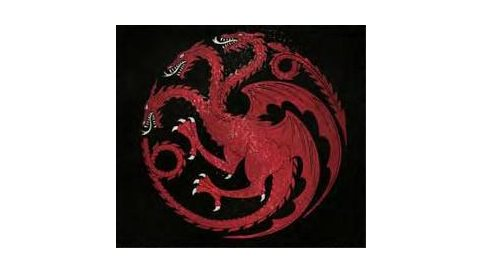 House Targaryen Official Motto: Fire and Blood