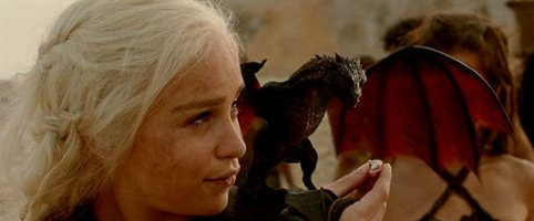 Your don't have to call your USP Drogon, Rhaegal or Viserion though