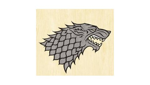 House Stark Official Motto: Winter is Coming